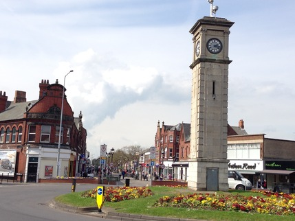 Clock Tower, Goole