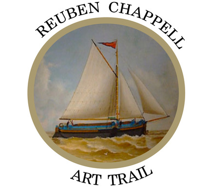 Launch of an exciting new art trail to celebrate Victorian marine artist Reuben Chappell